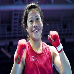 Mary Kom boxer