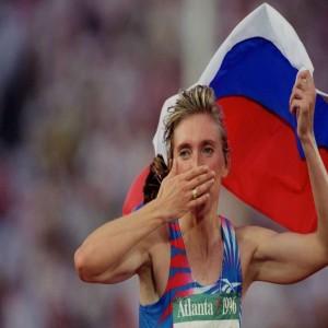 Svetlana Masterkova