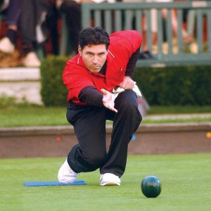 Tim Mason Lawn Bowling
