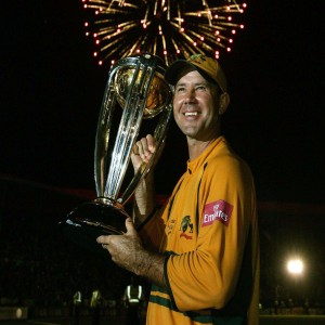 Ricky Ponting cricketer
