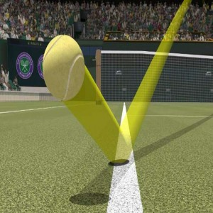Electronic Line Judge