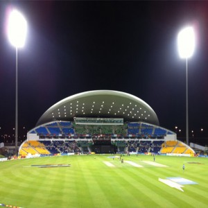 Sheikh Zayed Cricket Stadium