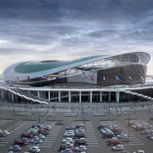 Kazan Arena, Kazan