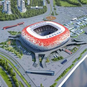 Mordovia Arena, Saransk