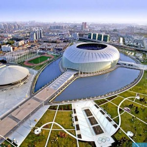 Tianjin Olympic Centre Stadium