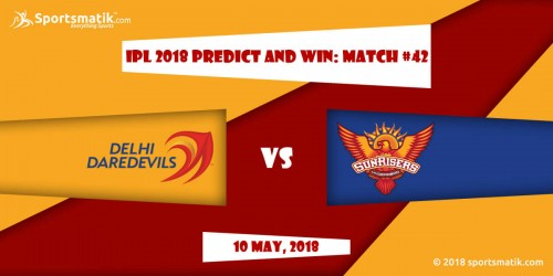 IPL 2018 Predict and Win: Match #42