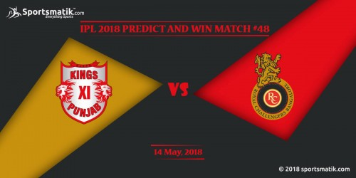 IPL 2018 Predict and Win: Match #48