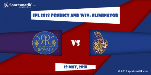 IPL 2018 Predict and Win: Eliminator