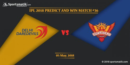 IPL 2018 Predict and Win: Match #36