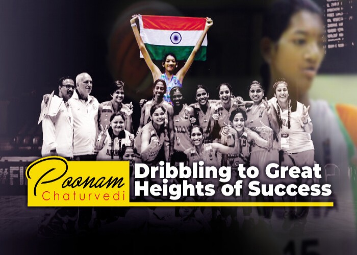 Poonam Chaturvedi: Dribbling to Great Heights of Success