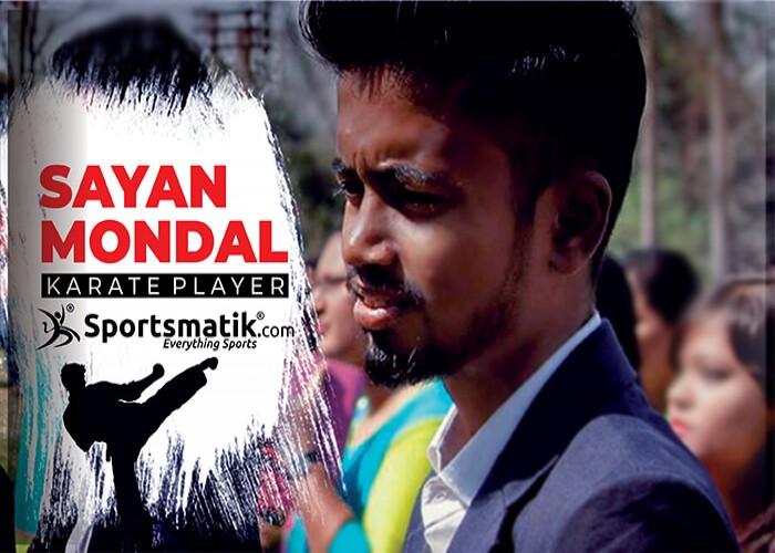 Sayan Mondal: The Karate Yoddha