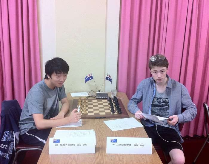 Australasian Masters