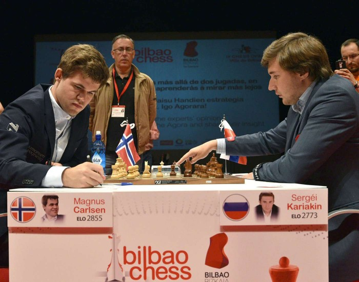 Bilbao Chess Masters Final