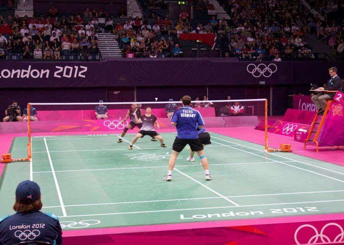 history of badminton