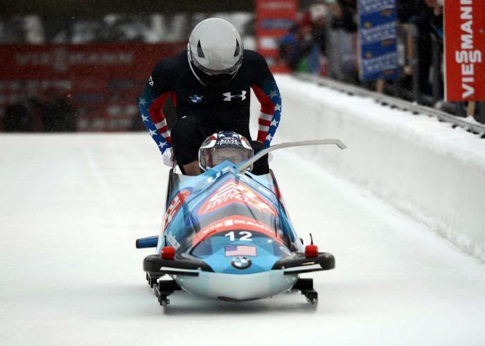sport bobsleigh