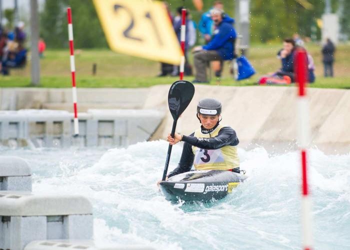 canoe slalom olympics
