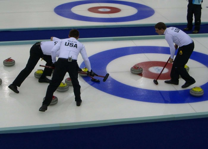 curling games