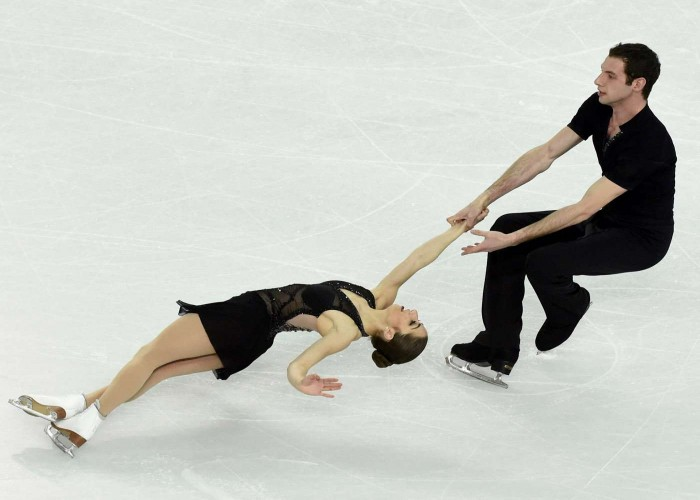 figure skating competitions