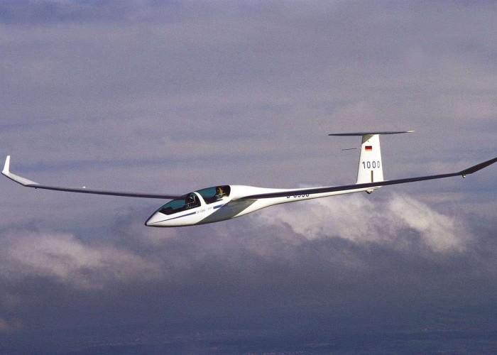 gliding sport