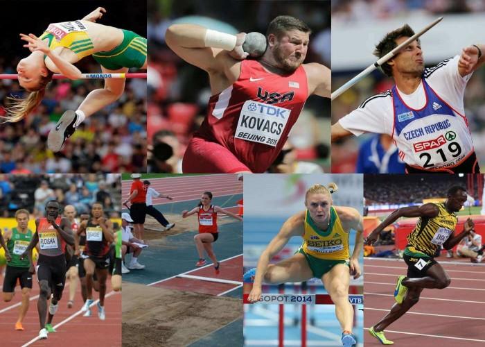 olympic heptathlon
