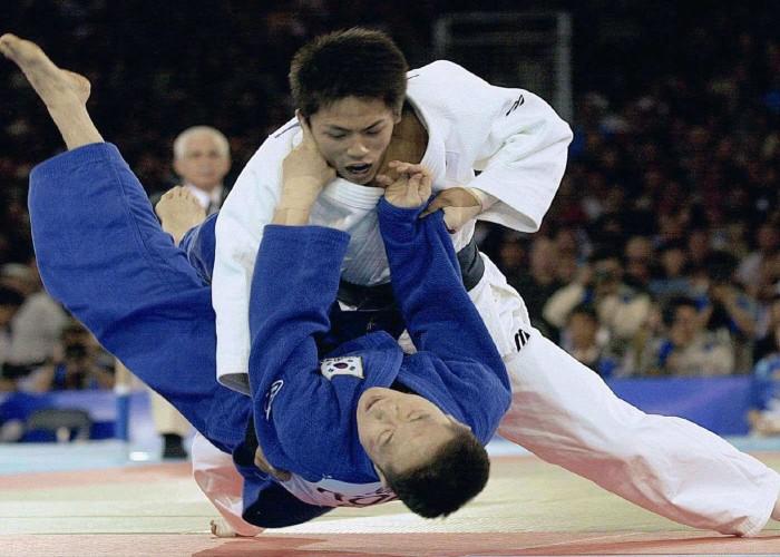 judo sport