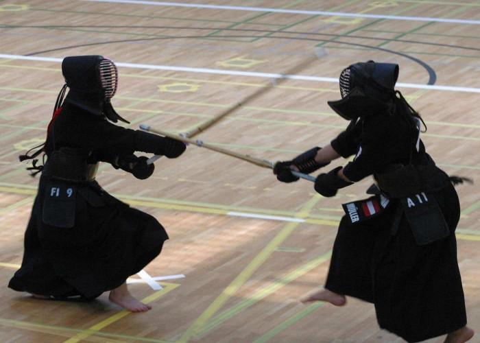 kendo sport