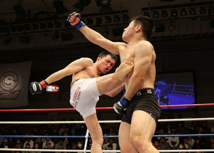 aerobic kickboxing