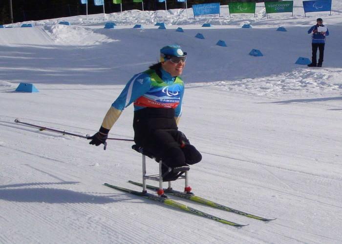 Para Cross country Skiing