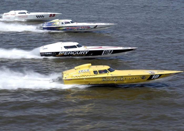 powerboat racing