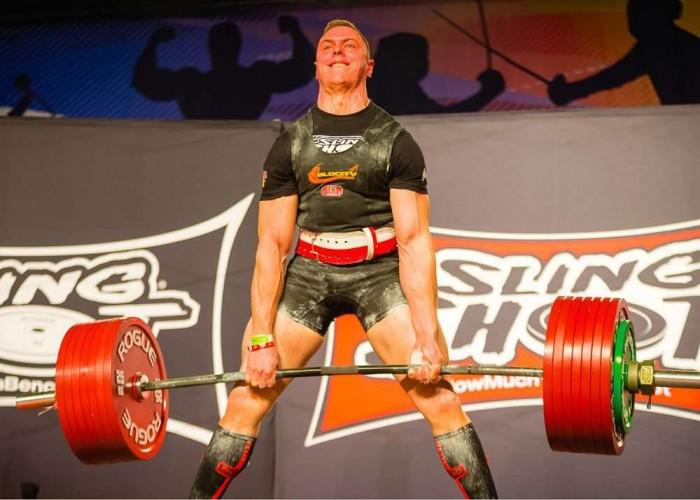 powerlifting sport