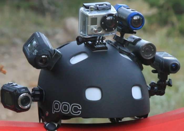 Helmet Cams