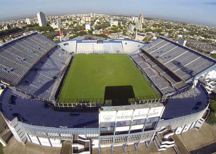Estadio Jose Amalfitani