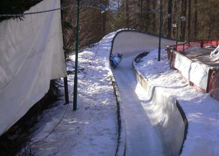 Eugenio Monti Track