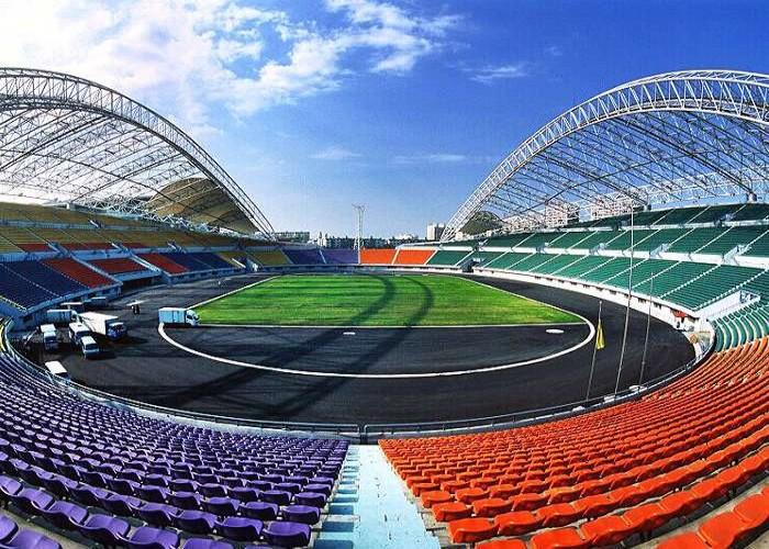 Harbin International Convention and Exhibition Center Stadium