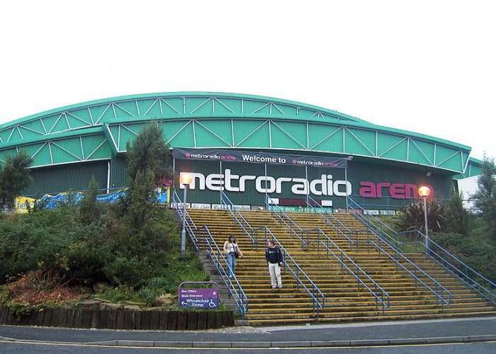 Metro Radio Arena