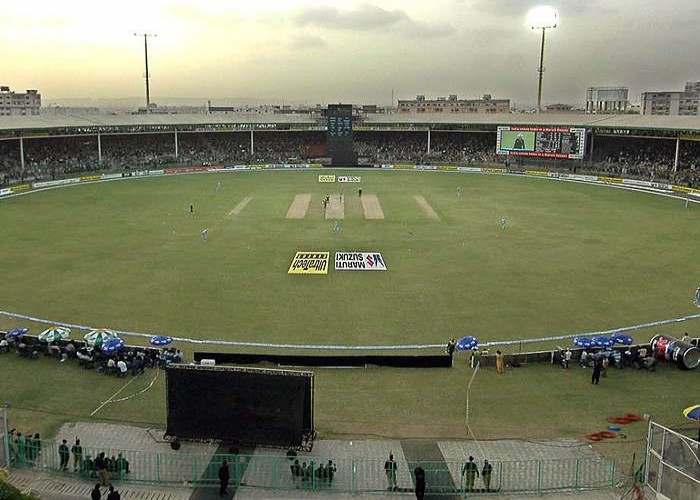 National Stadium (Pakistan)
