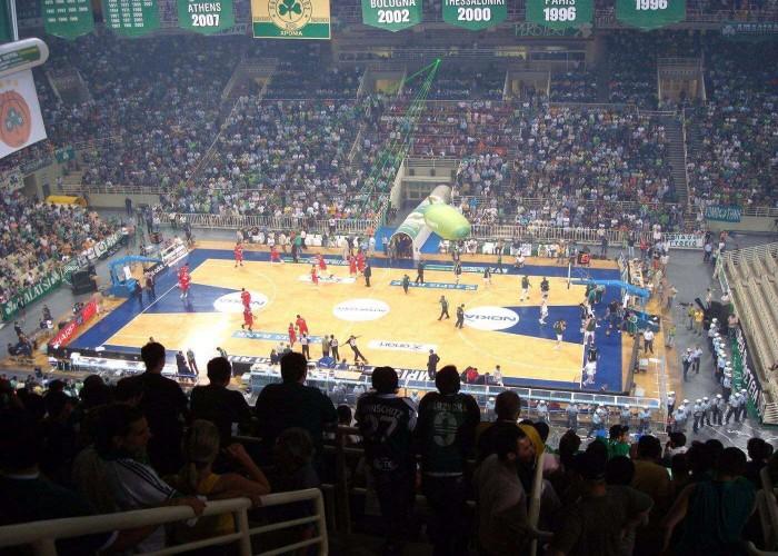 Nikos Galis Olympic Indoor Hall