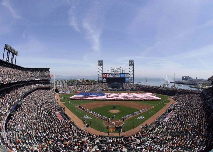 The AT&T Park