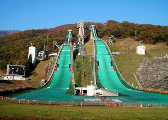 Hakuba Ski Jumping Stadium