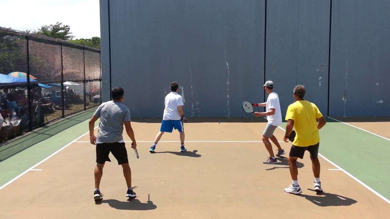 How to Play Paddleball pictures