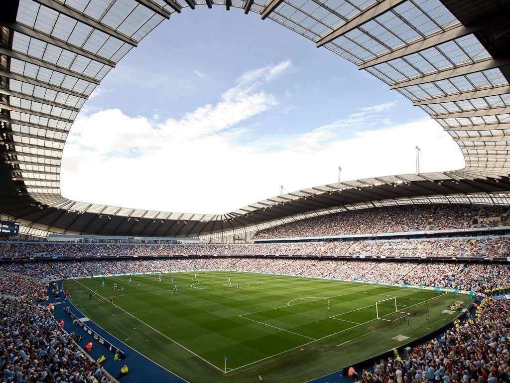 City Of Manchester Stadium: City Of Manchester Stadium, Manchester, United Kingdom