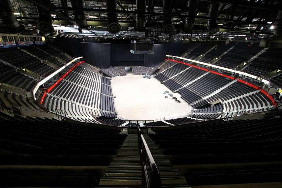 Manchester Arena, Manchester, United Kingdom | Sports venue - Sportsmatik