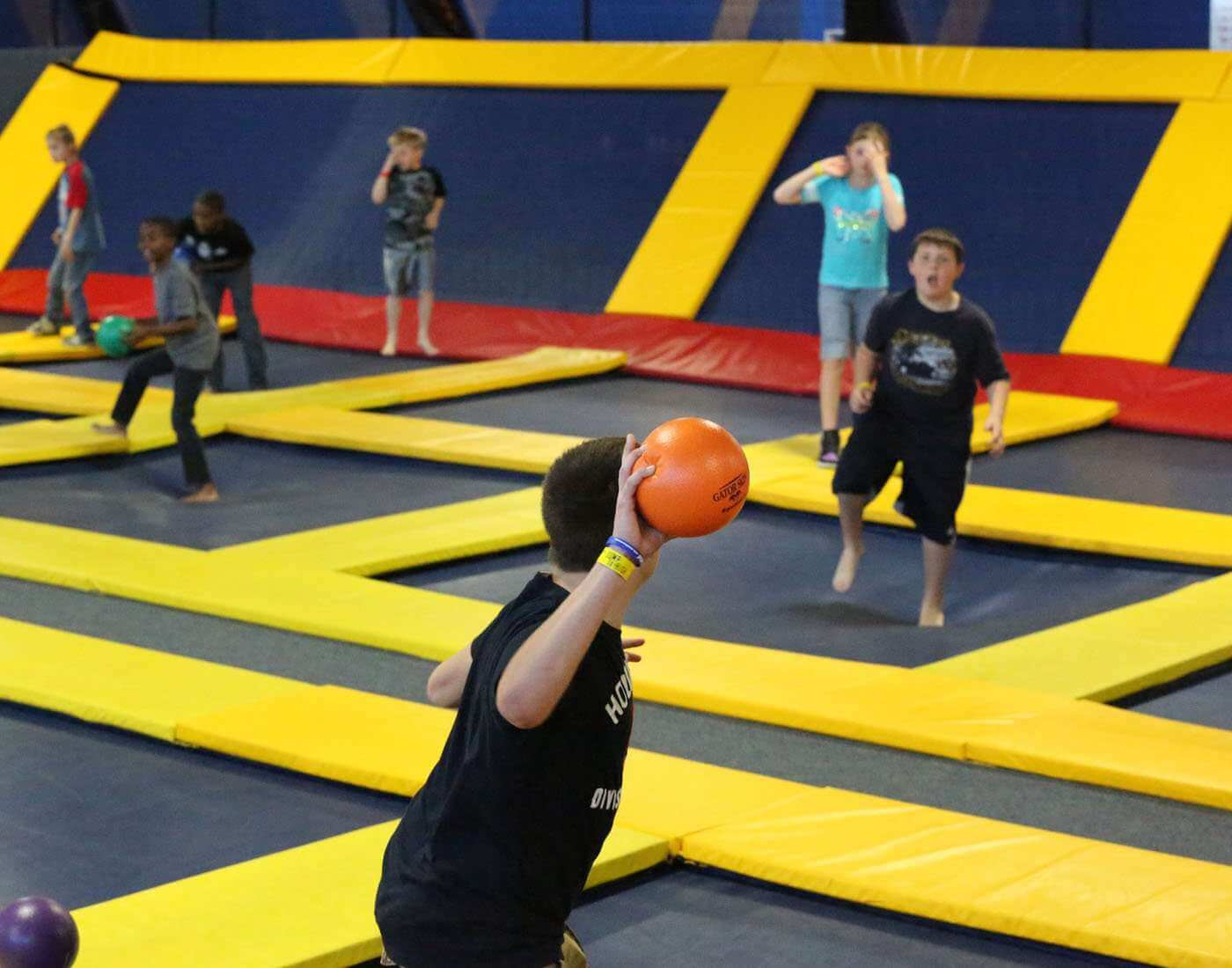 How to Play Dodgeball picture