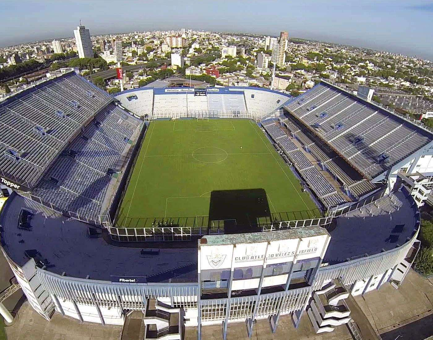 Image result for estadio josé amalfitani